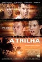 A Perfect Getaway - Brazilian Movie Poster (xs thumbnail)