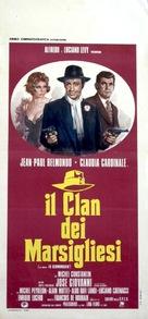 La scoumoune - Italian Movie Poster (xs thumbnail)