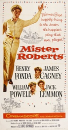 Mister Roberts - Movie Poster (xs thumbnail)