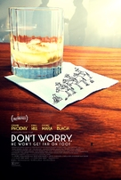 Don't Worry, He Won't Get Far on Foot - Movie Poster (xs thumbnail)
