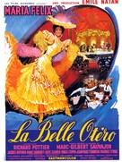 La bella Otero - French Movie Poster (xs thumbnail)