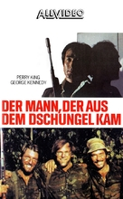 Search and Destroy - German VHS cover (xs thumbnail)