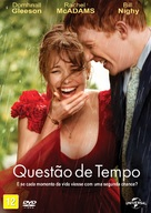 About Time - Brazilian DVD movie cover (xs thumbnail)
