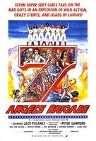 Angels' Brigade - Movie Poster (xs thumbnail)