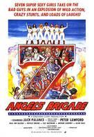 Angels' Brigade - Movie Poster (xs thumbnail)