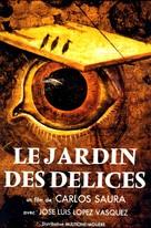 Jardín de las delicias, El - French Movie Poster (xs thumbnail)
