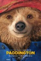 Paddington - Malaysian Movie Poster (xs thumbnail)
