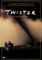 Twister - Hungarian Movie Cover (xs thumbnail)