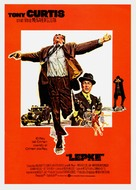 Lepke - Spanish Movie Poster (xs thumbnail)