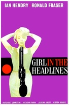 Girl in the Headlines - British Movie Poster (xs thumbnail)