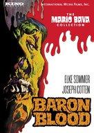 Gli orrori del castello di Norimberga - DVD movie cover (xs thumbnail)