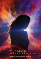 X-Men: Dark Phoenix - Latvian Movie Poster (xs thumbnail)