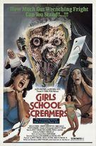 Girls School Screamers - Movie Poster (xs thumbnail)