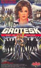 Grotesque - Turkish Movie Cover (xs thumbnail)