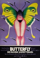 Butterfly - German Movie Poster (xs thumbnail)