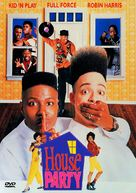 House Party - DVD cover (xs thumbnail)