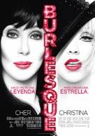 Burlesque - Spanish Movie Poster (xs thumbnail)