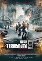 Skjelvet - Mexican Movie Poster (xs thumbnail)