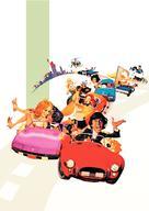 The Gumball Rally - Key art (xs thumbnail)