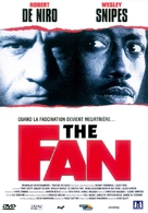 The Fan - French Movie Cover (xs thumbnail)