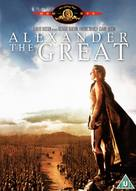 Alexander the Great - British DVD movie cover (xs thumbnail)