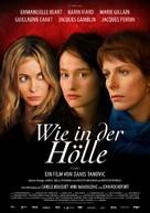 Enfer, L' - German Movie Poster (xs thumbnail)