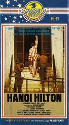 The Hanoi Hilton - Brazilian VHS cover (xs thumbnail)