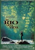 A River Runs Through It - Spanish Movie Poster (xs thumbnail)