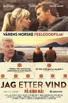 Jag etter vind - Norwegian Movie Poster (xs thumbnail)