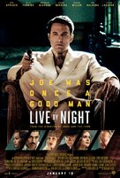 Live by Night - Philippine Movie Poster (xs thumbnail)
