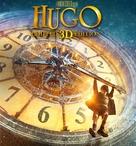 Hugo - Blu-Ray movie cover (xs thumbnail)