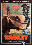 Il grande racket - German DVD movie cover (xs thumbnail)