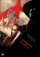 V for Vendetta - German Movie Cover (xs thumbnail)