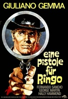 Una pistola per Ringo - German Movie Poster (xs thumbnail)