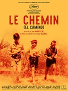 El camino - French Re-release movie poster (xs thumbnail)