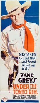 Under the Tonto Rim - Movie Poster (xs thumbnail)