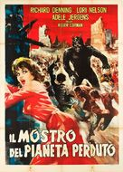 Day the World Ended - Italian Movie Poster (xs thumbnail)