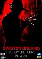 Sonhos Sinistros - Portuguese Movie Poster (xs thumbnail)