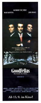 Goodfellas - German Movie Poster (xs thumbnail)