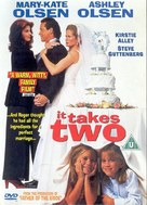 It Takes Two - British DVD cover (xs thumbnail)