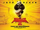 Kung Fu Panda 2 - British Movie Poster (xs thumbnail)