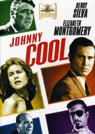 Johnny Cool - DVD cover (xs thumbnail)