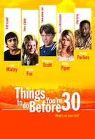 Things to Do Before You're 30 - poster (xs thumbnail)