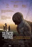 El silencio de otros - Brazilian Movie Poster (xs thumbnail)