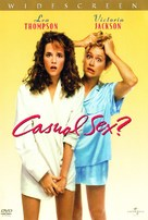 Casual Sex? - DVD movie cover (xs thumbnail)