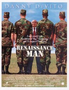 Renaissance Man - Movie Poster (xs thumbnail)