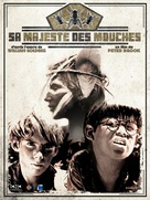 Lord of the Flies - French Re-release movie poster (xs thumbnail)
