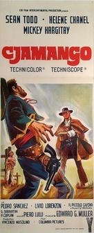 Cjamango - Australian Movie Poster (xs thumbnail)