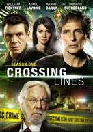 """""""Crossing Lines"""" - DVD movie cover (xs thumbnail)"""