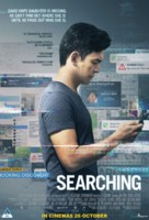 Searching - South African Movie Poster (xs thumbnail)